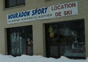 Nouradon sports à Ancelle ANCELLE