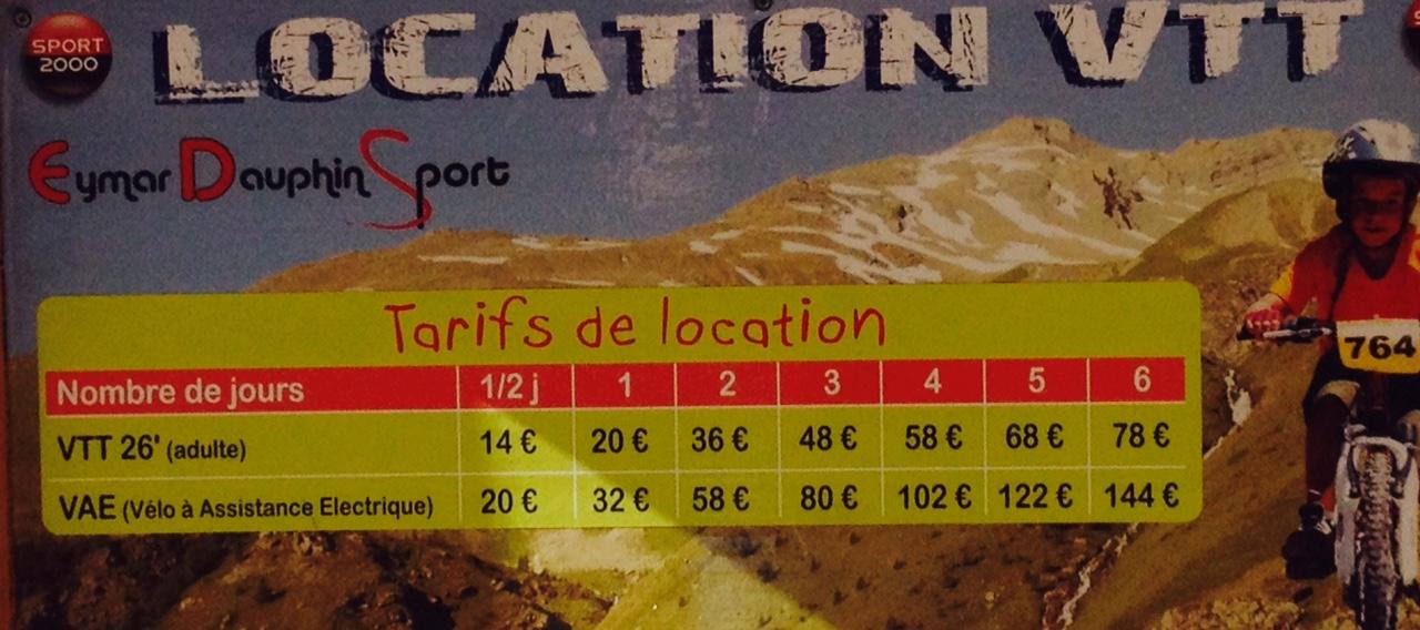 Eymar Dauphin Sports  Saint-Léger-les-Mélèzes