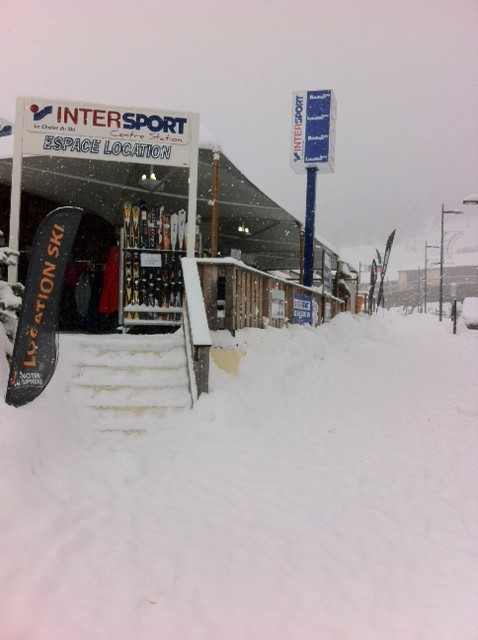 LE CHALET INTERSPORT