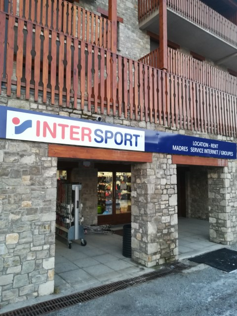INTERSPORT MADRES