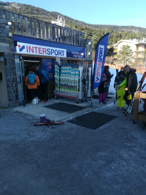 INTERSPORT PRAT DE LYS