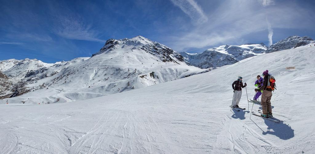 Skiez autrement, skiez à Bonneval