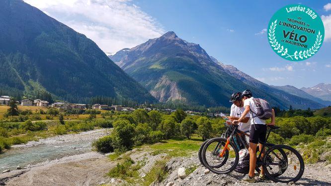 Itinérance baroque à vélo, un peu dare-d'art