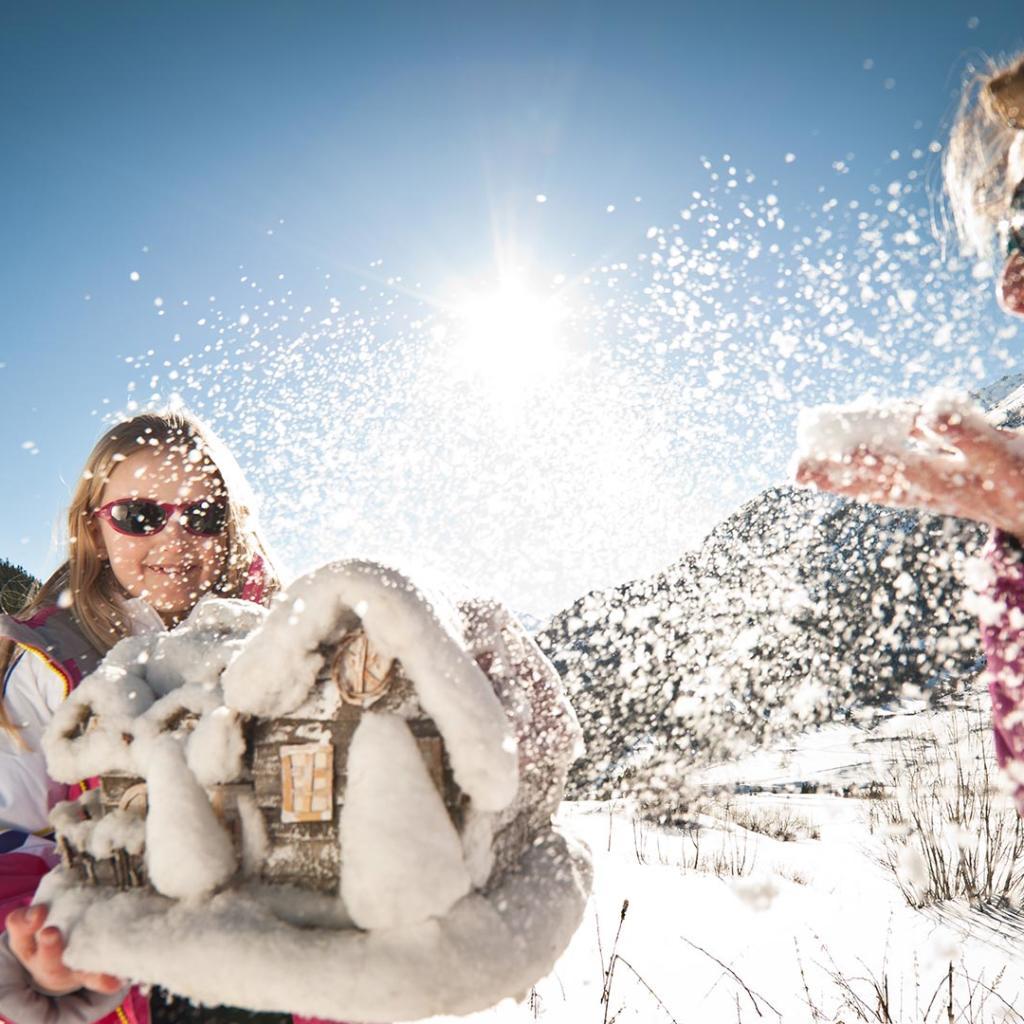 A Noël, la Laponie s'invite dans les Alpes