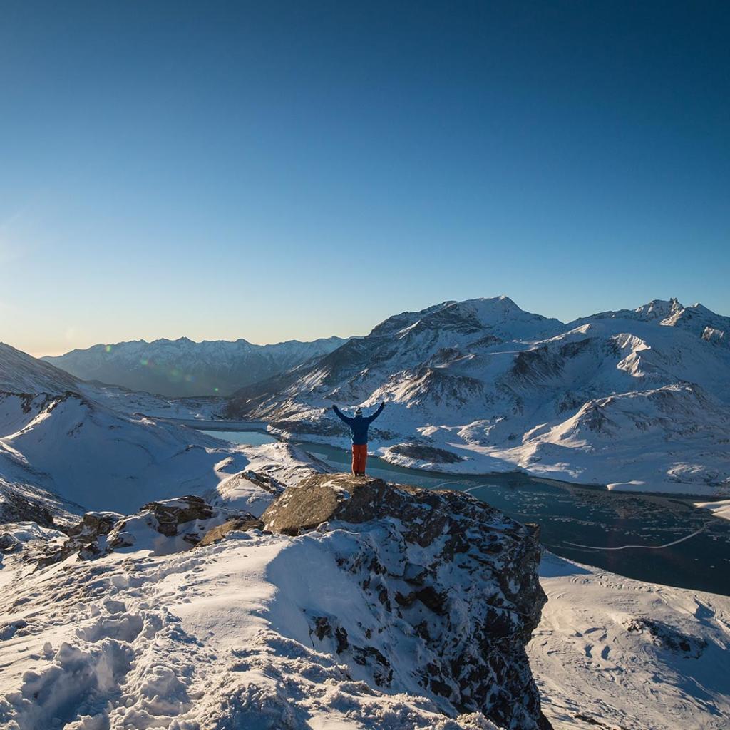 Ski sans soucis à Val Cenis, une exception dans les Alpes