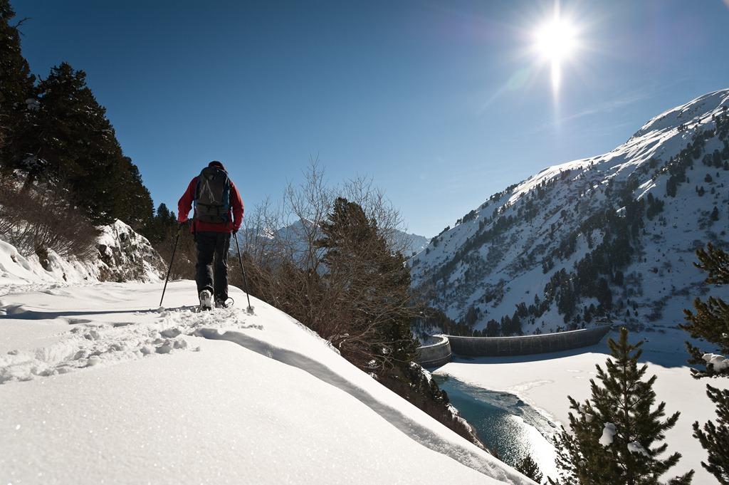 La montagne plaisir, l'hiver en pente douce