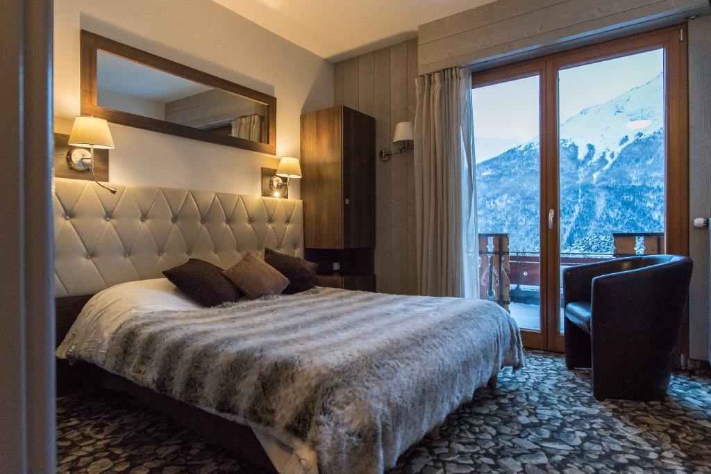 Hôtel du Soleil *** : Mon week-end en direct de la Coupe du monde de ski alpinisme