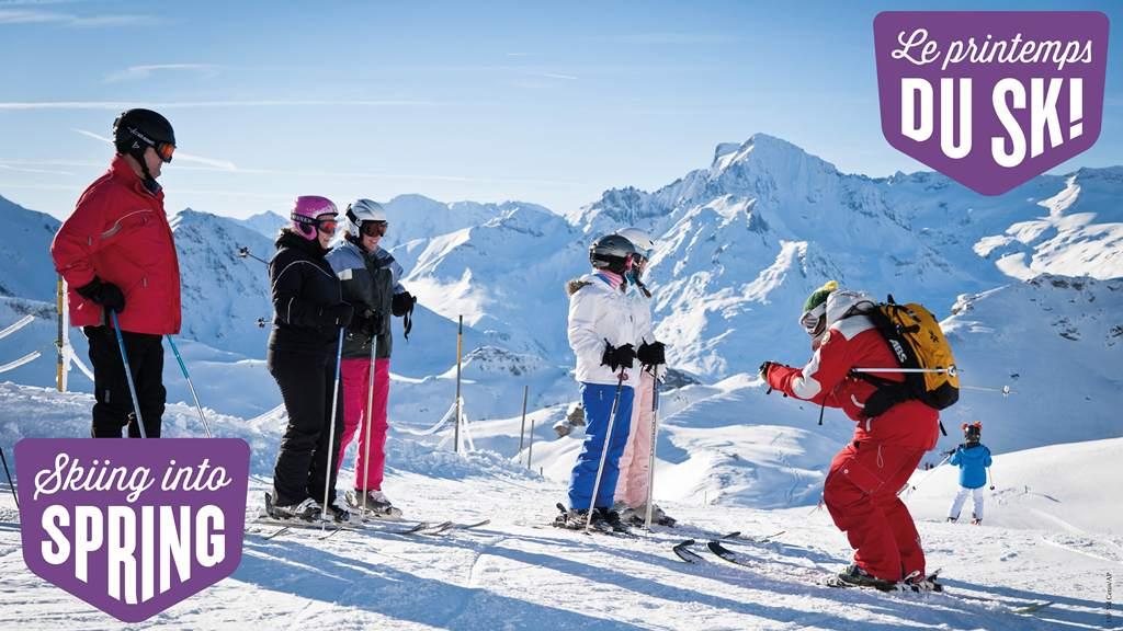 C'est à Val Cenis qu'on apprend à aimer le ski