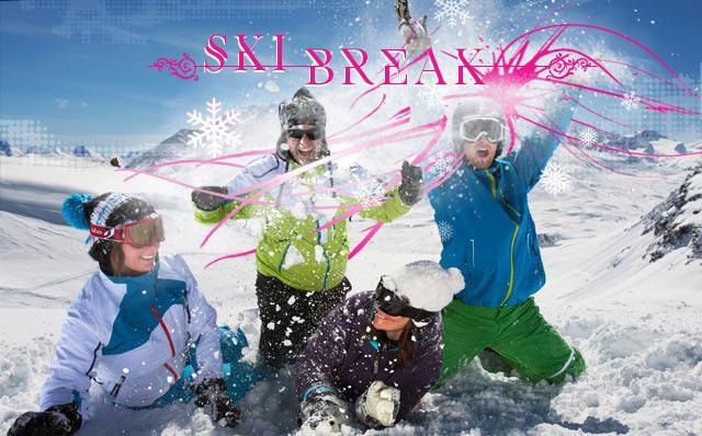Un ski break à Aussois ?