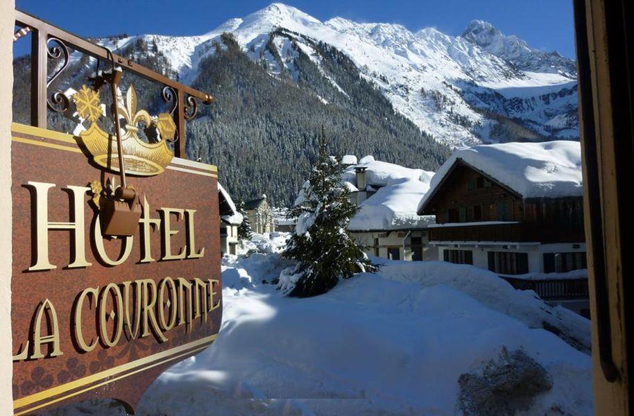 Restaurants Etoiles Chamonix